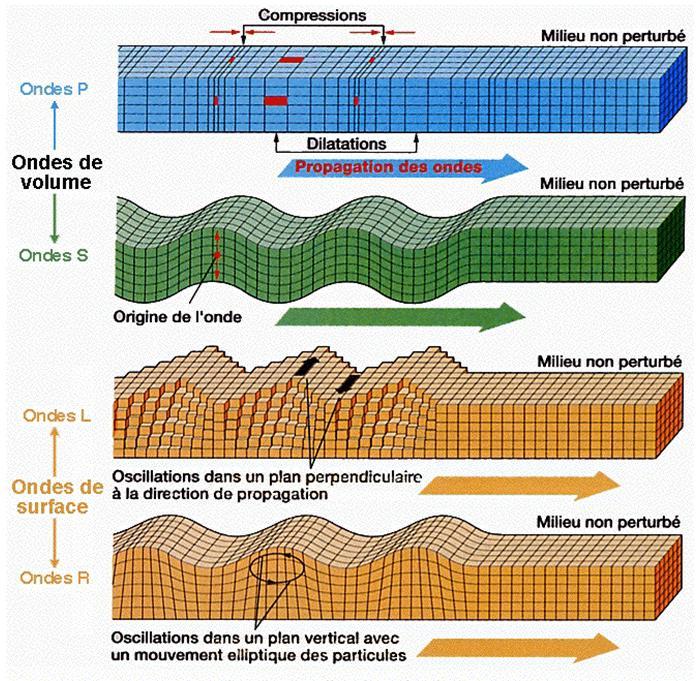 S ismes et ondes sismiques tpe - Le sel et les ondes negatives ...
